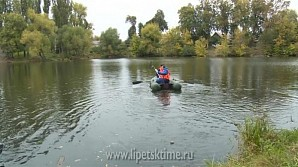 Привокзальные пруды в Липецке стали чище