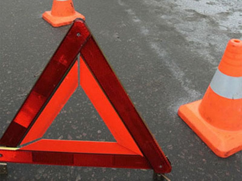 Маленькая девочка пострадала в ДТП в Астраханской области