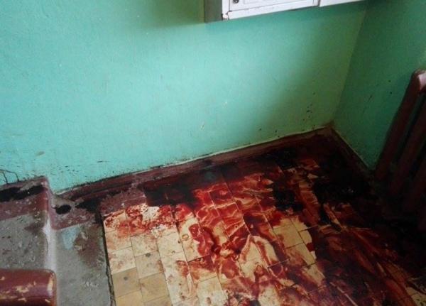 Кровавая баня на Стеколозаводе