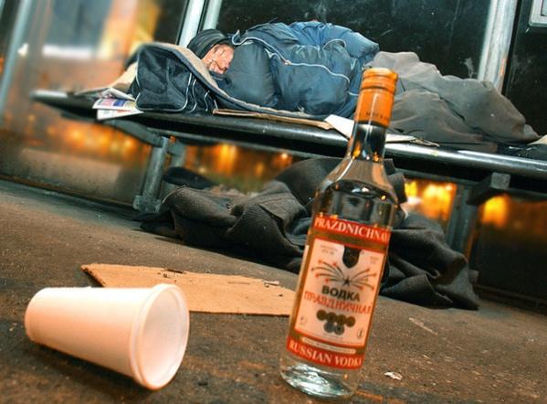 Бурятия выбилась в лидеры по суицидам и алкоголизму
