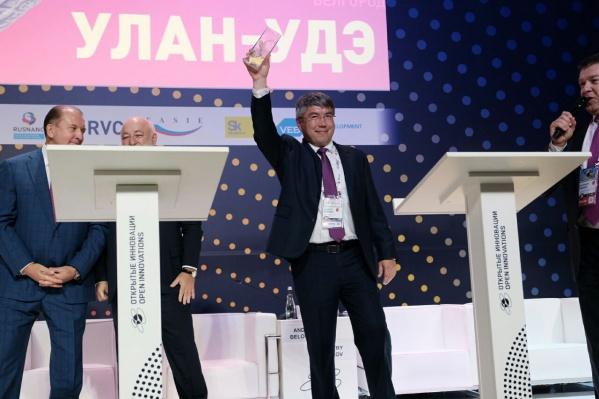 Алексей Цыденов: «Бурятия, вперед!»