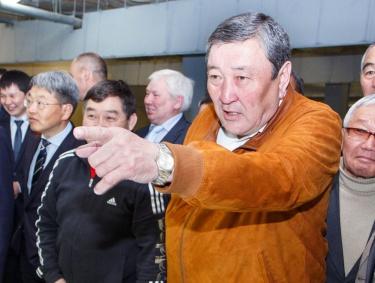 Иннокентий Егоров займется бюджетом и налогами