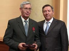 Глава региона вручил государственные награды