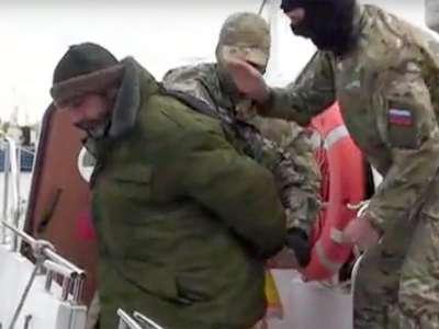 Браконьеры попытались скрыться от пограничников на Каспии