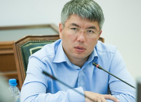 Алексей Цыденов: «У нас общие этнокультурные основы»