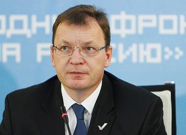 Игорь Марковец ушел с поста главы ОНФ в Бурятии