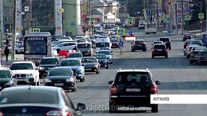 Новые реагенты будут использовать на зимних дорогах в центре Липецка