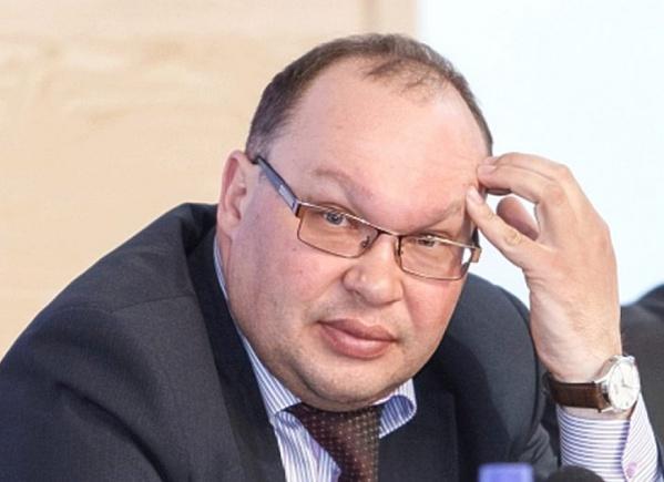 Алексей Цыденов уволил Дмитрия Штэпу