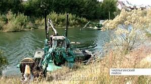 Новую жизнь получили сразу 2 реки в Чаплыгинском районе