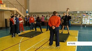 «Единая неделя ГТО» стартует в Липецкой области