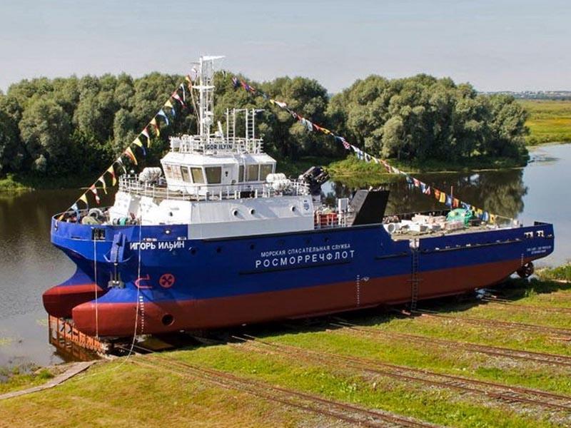 Спасатели-водолазы получат новое судно