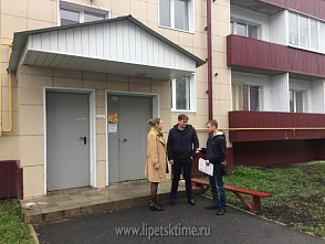 Трое детей-сирот отметили новоселье в Добринском районе