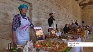 Туристы в Липецкой области голодными не останутся