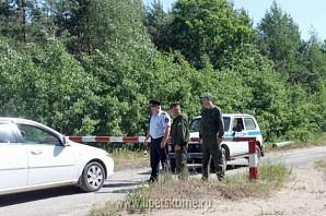 В Липецкой области введено временное ограничение посещения лесов