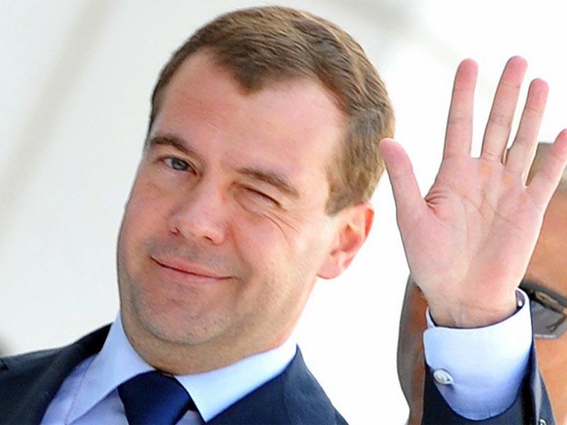 В Астрахань прибудет Дмитрий Медведев?