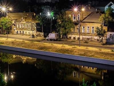 В Астрахани «пропали» канал имени 1 Мая и Набережная Волги