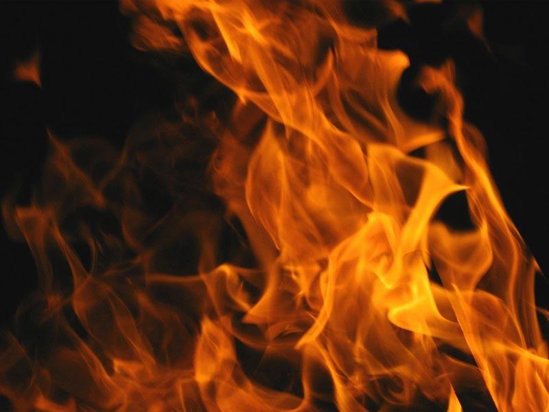 Подробности ночного пожара — погибло два человека