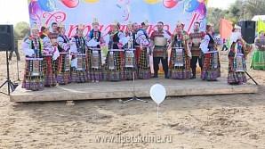 Новое место отдыха в Сырском появилось благодаря инициативе местного жителя