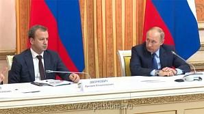 Владимир Путин: Сельское хозяйство — самая привлекательная отрасль для инвестиций