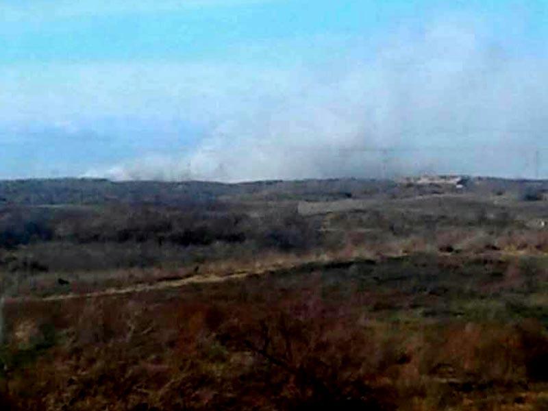 Источник: В Астраханской области несколько дней горит мусорный полигон под Рассветом