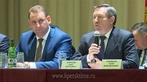 Олег Королёв отметил положительную динамику развития Данковского района