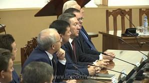 Глава региона принял участие в лекции президента Московской школы управления