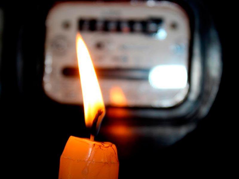 Отключения света в Астрахани 9 октября