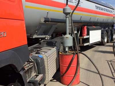 Экономия топлива с помощью ГЛОНАСС