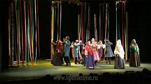 Липчанин признан лучшим актером театральных встреч