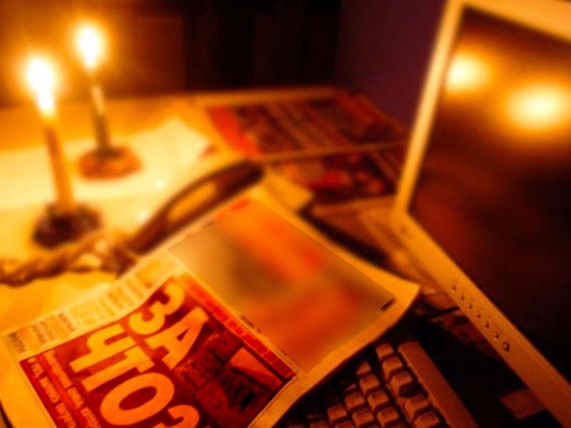 Отключения света в Астрахани и в Камызяке 11 октября