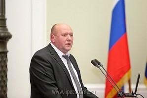 Лебедянский район возглавил заместитель начальника управления потребительского рынка Липецкой области