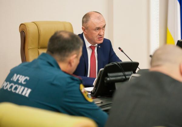 Петр Мордовской: «Люди работают в круглосуточном режиме»