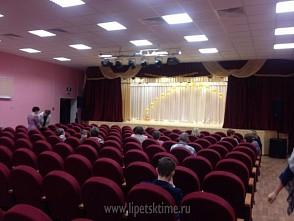 Новый ДК открыли в Задонском районе