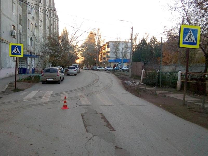 В Астраханской области ищут нехорошего водителя, который сбил человека и скрылся