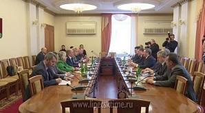 Олег Королёв принял участие в выездном заседании комитета Совета Федерации