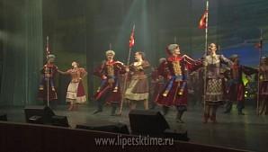 «Казаки России» открыли 27-й концертный сезон музыкальным миксом