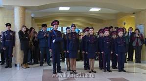 «Казачья ассамблея» собрала сотни казаков со всего региона