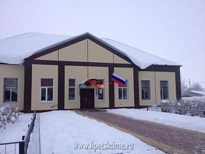 Обновленный ДК открыли в селе Красная Дубрава