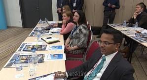 Потенциал Липецкой области презентовали журналистам крупных СМИ