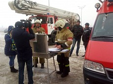 В Липецке эвакуировали персонал и посетителей торгового центра