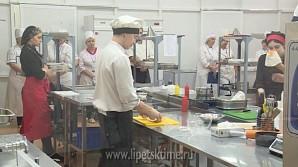 Молодые профессионалы продемонстрировали мастерство в поварском деле