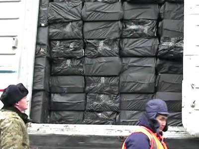 В Астраханской области задержано три вагона(!) безакцизных сигарет