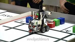 Молодые профессионалы в рамках WorldSkills собрали робота-ликвидатора