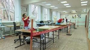 Мастерство на площадках WorldSkills продемонстрировали молодые стилисты