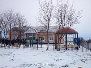 Новый дом культуры в Чаплыгинском районе будет со спортивным уклоном