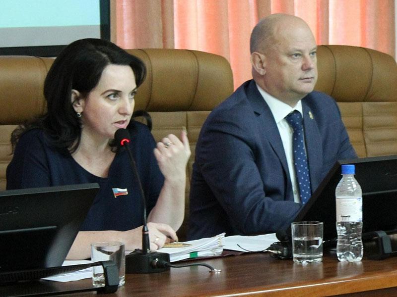 Бюджет Астрахани-2018 принят!