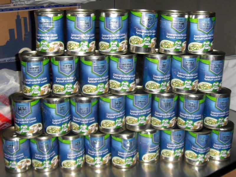 В Астрахань пытались ввезти «нехорошие» африканские консервы
