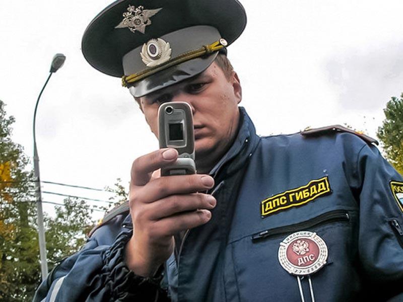 В полиции рассказали про видео- и фотосъемку инспекторов ДПС