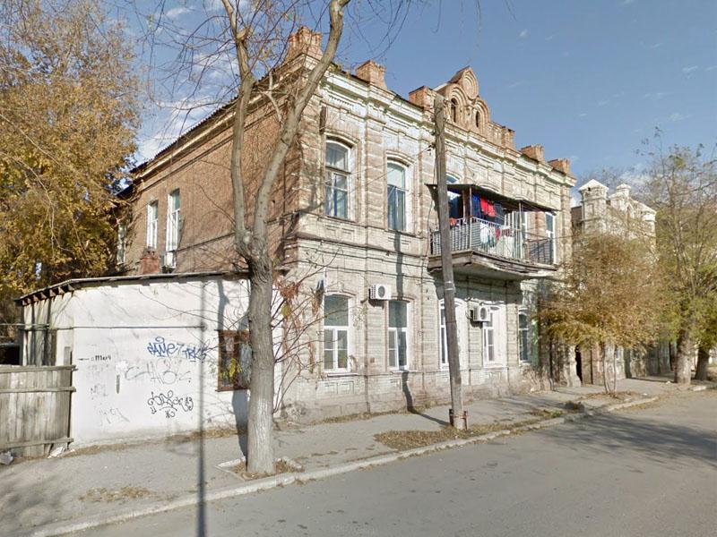 В Астрахани горел еще один объект культурного наследия