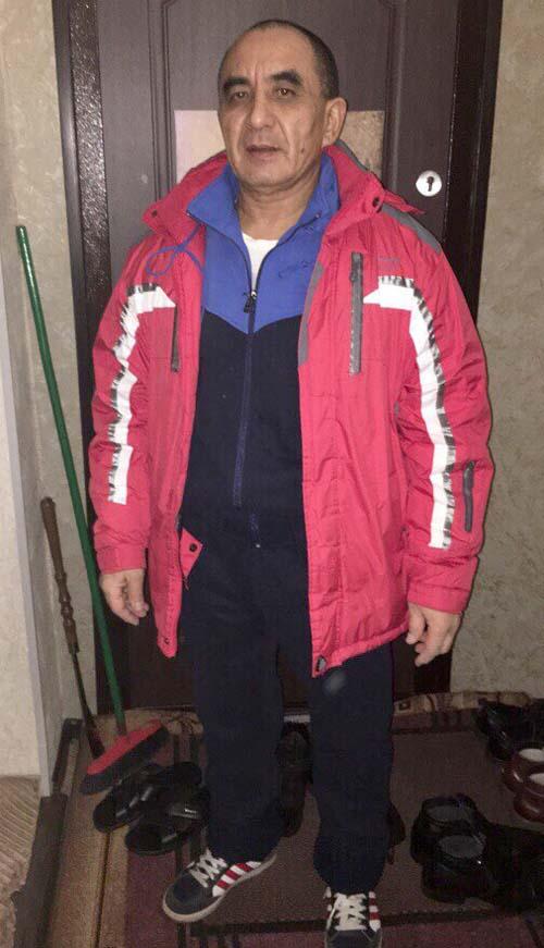 Астраханская полиция разыскивает гражданина р.Казахстан, приехавшего в гости к сыну